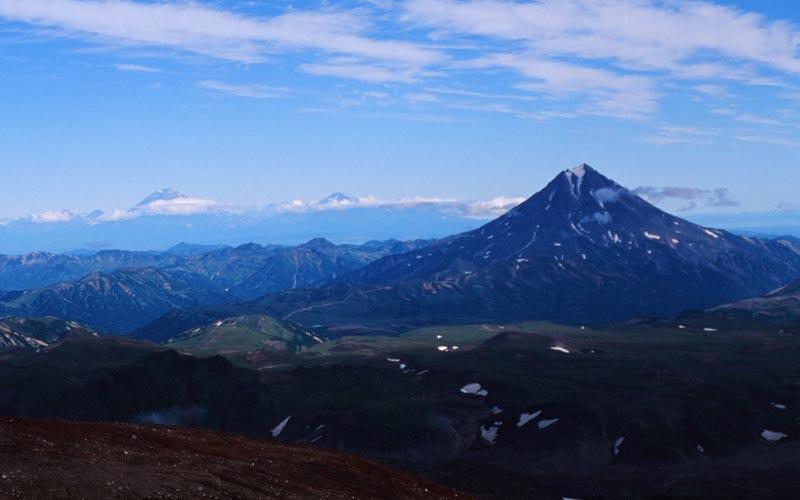 mutnovsky � gorely kamtschatka land der vulkane
